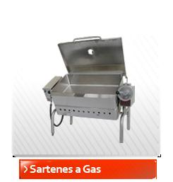 Intertecnica s a de c v for Sartenes industriales